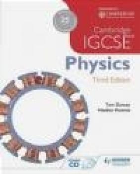 Cambridge IGCSE Physics Heather Kennett, Tom Duncan