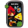 Piórnik z wyposażeniem 2-kom. Angry Birds