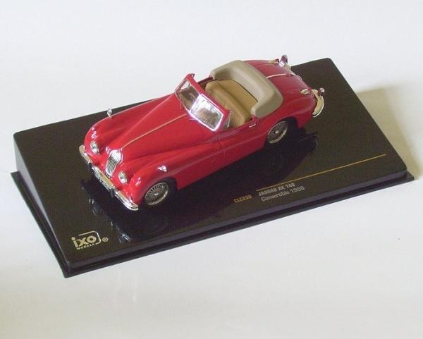 Jaguar XK 140 Convertible 1956
