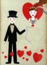 Karnet okolicznościowy. Ślub MIX