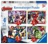 Puzzle 4w1 Avengers 12/16/20/24