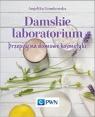 Damskie laboratorium Przepisy na domowe kosmetyki Gumkowska Angelika
