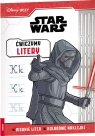 Disney Uczy STAR WARS Ćwiczymy Litery