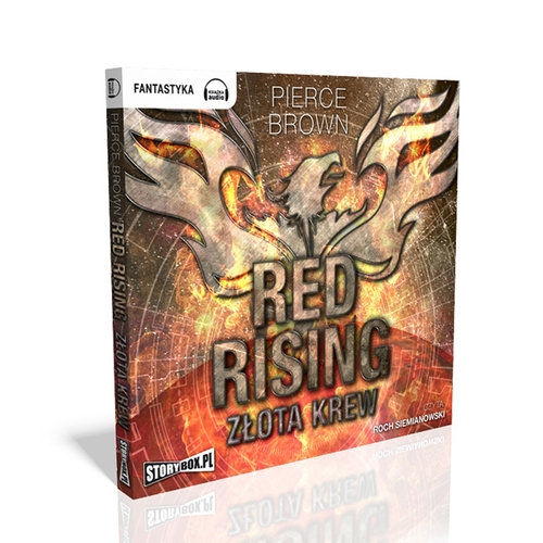 Red Rising  (Audiobook) Brown Pierce