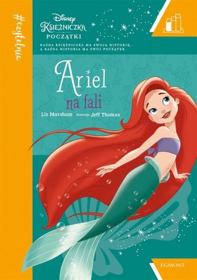 Ariel na fali Marsham Liz