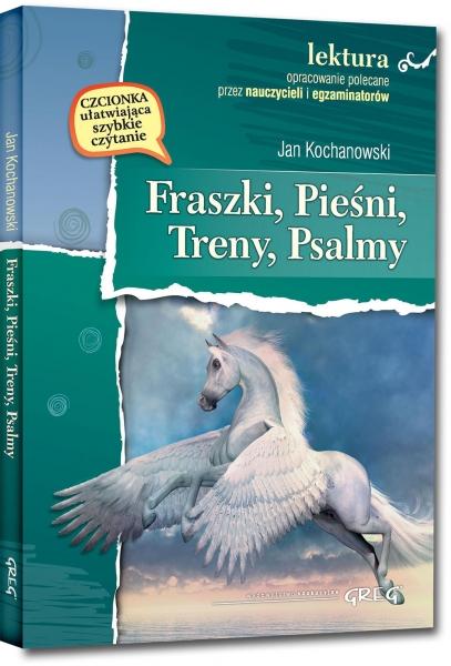 Fraszki, Pieśni, Treny, Psalmy Kochanowski Jan