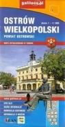 Mapy dla aktywnych - Powiat Ostrowski 1:70 000