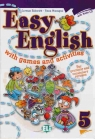 Easy English with Games and Activities 5 +CD