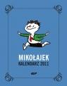 Mikołajek Kalendarz książkowy 2011 Goscinny René