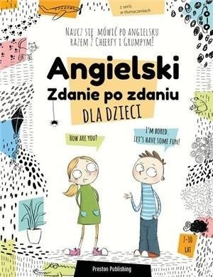 Angielski dla dzieci. Zdanie po zdaniu Marta Hałabis