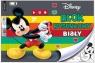 Blok rysunkowy biały A4/20K Mickey Mouse