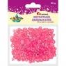 Kryształki plastikowe 40g. - różowe (363505)