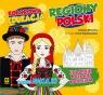 Kolorowa edukacja Regiony Polski Mrowiec Justyna