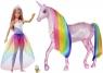 Barbie Jednorożec magia świateł (FXT26)