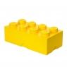 Pojemnik klocek LEGO® Brick 8 - Żółty (40041732)