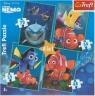 Puzzle Nemo 4w1 (34142)