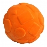 Piłka Figury geometryczne pomarańczowa Rubbabu