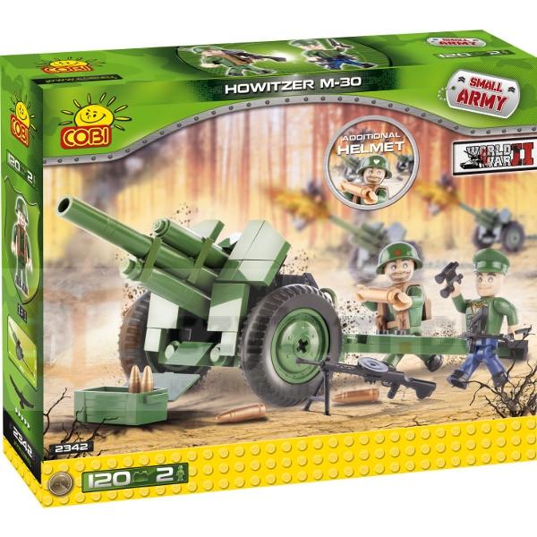 Cobi: Mała Armia WWII. Haubica M-30 - 2342