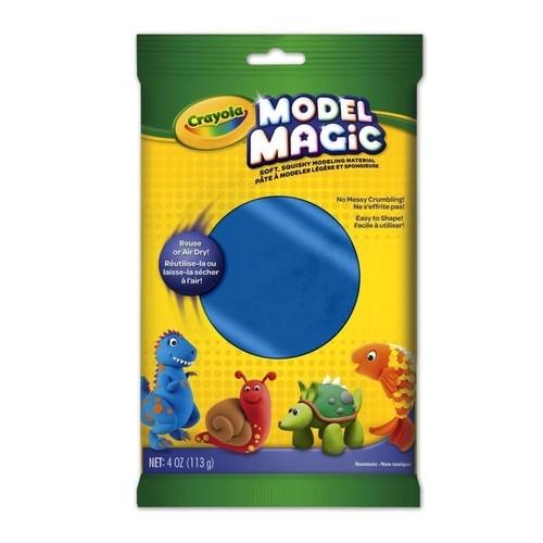 Magiczna modelina - Niebieska