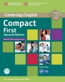 Compact First Student's Book without Answers +CD