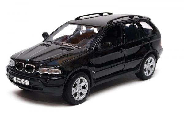BMW X5, czarny (WE22074-1)