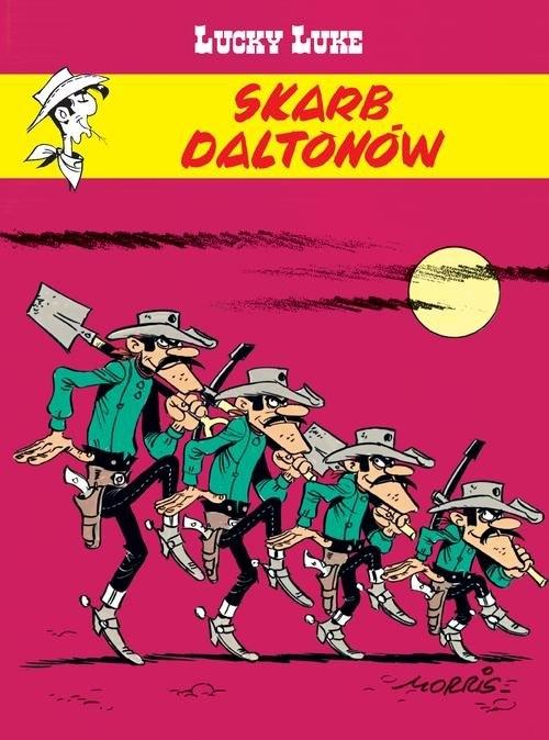 Lucky Luke Skarb Daltonów Goscinny Rene