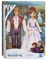 Frozen 2: para lalek Anna i Kristoff (E5502)