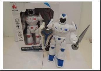 Robot na baterie 2