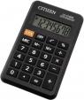 Kalkulator kieszonkowy Citizen LC-310NR czarny, 8-cyfrowy