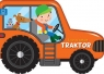 Świat na kółkach Traktor