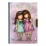 Zamykany Notes - Friends Walk Together