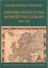 Historia polityczna nowożytnej Europy 1492-1792