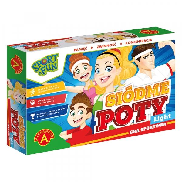 Sport & Fun: Siódme poty light - gra sportowa (2142)