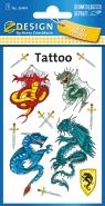 Tatuaże - Smoki (56404)