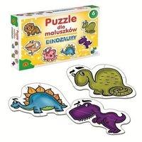 Puzzle dla maluszków - Dinozaury (0542)