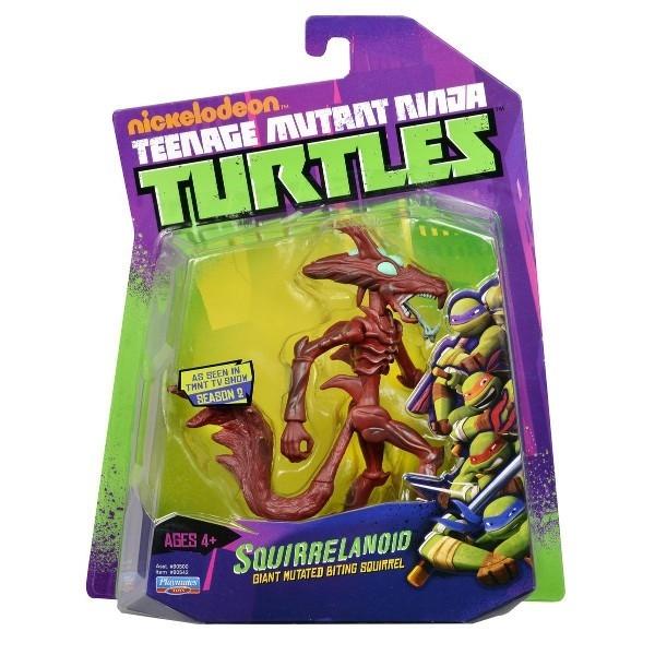 TURTLES Żółwie Ninja Fig . Squirrelanoid12 cm