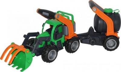 Traktor Wader-Polesie Z CYSTERNĄ (48424)