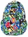 Coolpack - Disney - Spark L - Plecak - Avengers Badges (B46308)