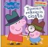 Peppa Pig. Historyjki z okienkami. Tajemnica zniknięcia ciasta