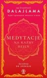 Medytacje na każdy dzień Ścieżka do spokoju Dalajlama