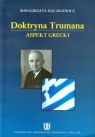 Doktryna Trumana Aspekt grecki