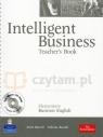 Intelligent Business Elementary TB +CD-Rom Irene Barrall, Nik Barrall, Lizzie Wright