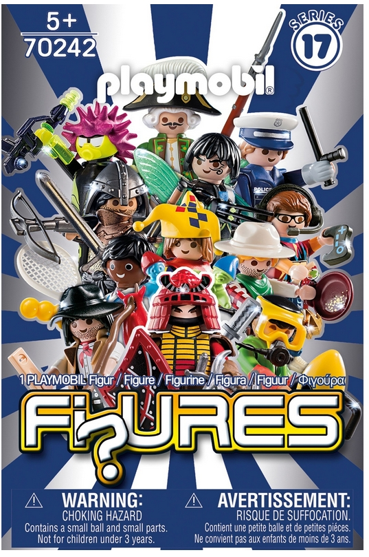 Playmobil-Figures: Boys - 17. edycja (70242)