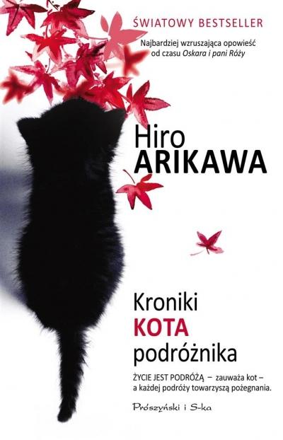 Kroniki kota podróżnika Hiro Arikawa