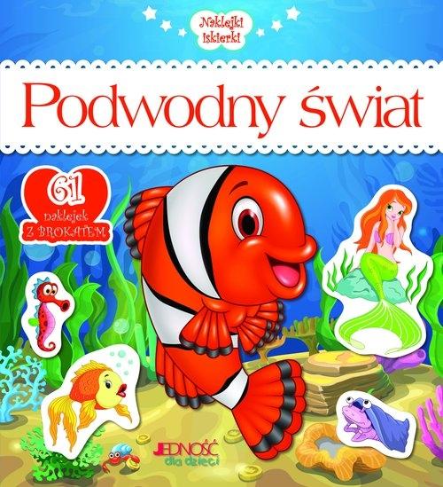 Naklejki Iskierki Podwodny świat Skwark Dorota