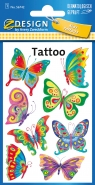 Tatuaże - Motyle (56742)