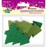 Dekoracje filcowe choinki (339394)