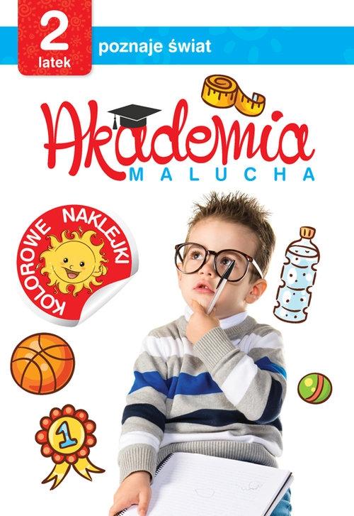 Akademia malucha 2-latek poznaje świat
