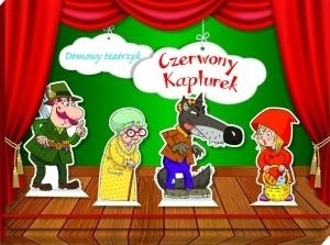 Czerwony Kapturek. Domowy teatrzyk Tarnowska Anna