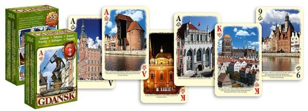 Karty pamiątkowe - Gdańsk